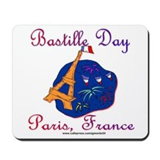 Bastille Day! Mousepad