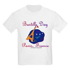 Bastille Day! Kids T-Shirt