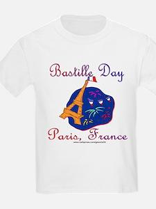 Bastille Day! Kids T-Shirt