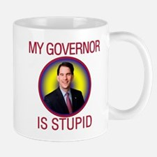 Stupid Governor Mug