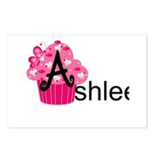 Ashlee Baby Cakes Postcards (Package of 8)