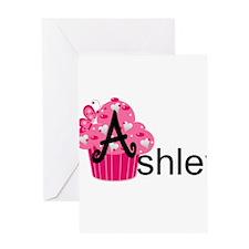 Ashley Baby Cakes Greeting Card