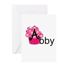 Abby Baby Cakes Greeting Cards (Pk of 10)
