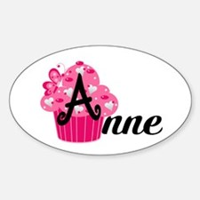 Anne Baby Cakes Decal