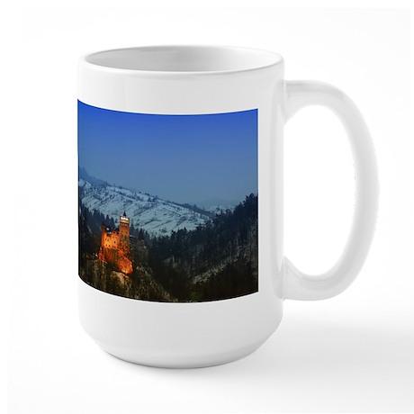 Large Mug Dracula Castle
