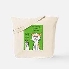 Unique Cartoon picture Tote Bag