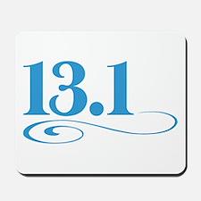 13.1 swirl Mousepad