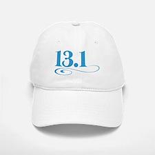 13.1 swirl Baseball Baseball Cap