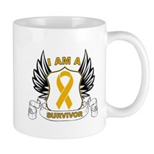 Survivor Appendix Cancer Mug