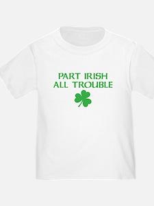Part Irish All Trouble T