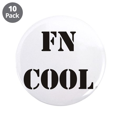 "FN Cool 3.5"" Button (10 pack)"