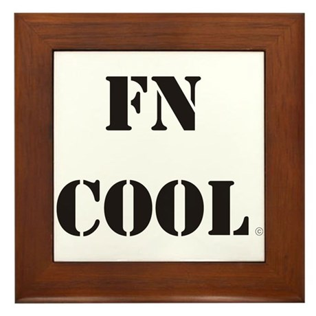 FN Cool Framed Tile