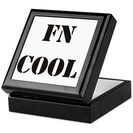 FN Cool Keepsake Box