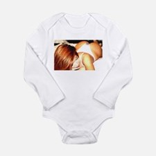 kelly kole Long Sleeve Infant Bodysuit