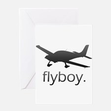 Flyboy Student/Private Pilot Greeting Card