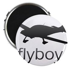 Flyboy Student/Private Pilot Magnet