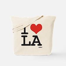I LOVE LA - Los Angeles Tote Bag
