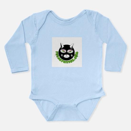 freaky Kitten Onesie Romper Suit