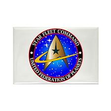 Star Fleet Command Rectangle Magnet (100 pack)