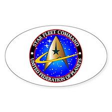 Star Fleet Command Decal