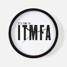 ITMFA Wall Clock