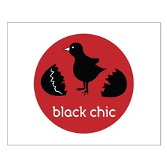 Black Chic Posters