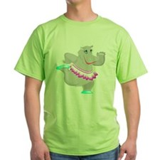 Dancing Hippo T-Shirt