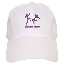 Abstract Dance Baseball Cap