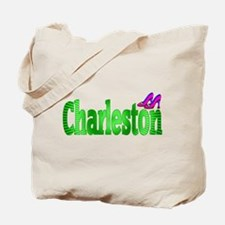 Charleston Dance Tote Bag