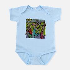 Street Dancing Infant Bodysuit