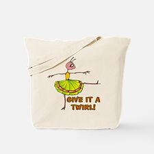 Bug Dancer Tote Bag