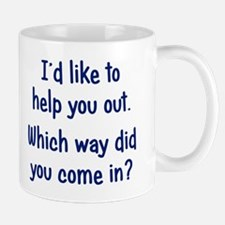 Like to Help You Out Mug