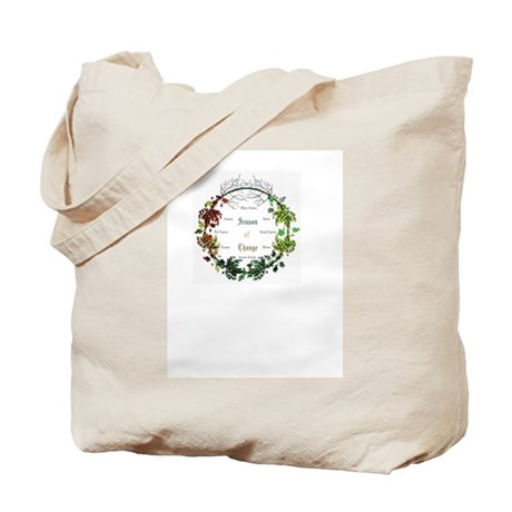 ESA Wildlife Series (Sparrows Tote Bag