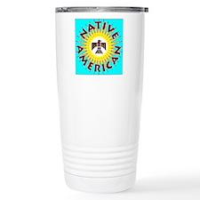 Native American T Travel Coffee Mug