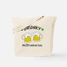 2 Mug Drunky Tote Bag
