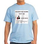 Under the Influence Light T-Shirt