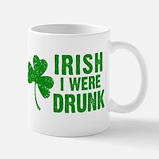 Irish Drunk Mug