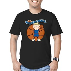 Blond Boy Basketball T