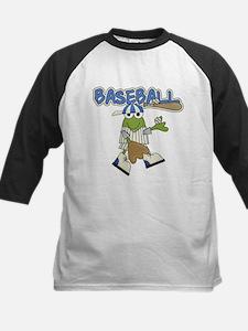 Frog Baseball Player Kids Baseball Jersey