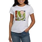 Boy Soccer Player Women's T-Shirt