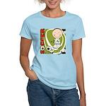 Boy Soccer Player Women's Light T-Shirt