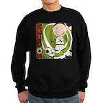 Boy Soccer Player Sweatshirt (dark)