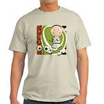 Boy Soccer Player Light T-Shirt