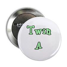 twins a & b Button