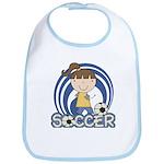 Girls Soccer Bib
