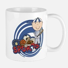Boy Baseball All Star Mug