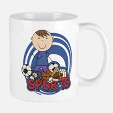 Boy Soccer All Star Mug