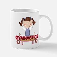 Girl Gymnast Doing Splits Mug