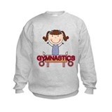 Kids gymnastics Crew Neck