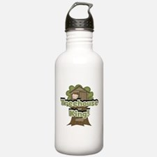 Treehouse King Water Bottle